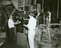 Mechanical Engineers, ca. 1968