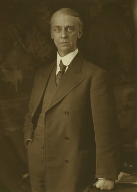 University President Walter Williams