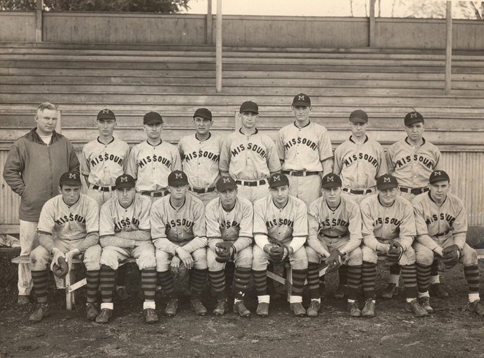 University of Missouri baseball team, 1931