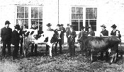 Dairy Judging Short Course, ca. 1920