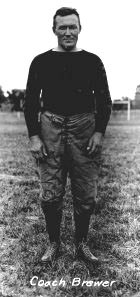 Coach Brewer, 1911
