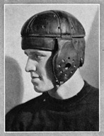 Don Faurot As a Halfback for MU, 1924