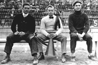 Yell Leaders, 1913
