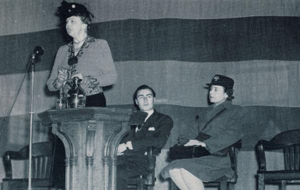 fdr giving a speech - photo #2