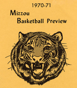 1970-71 Basketball Preview cover
