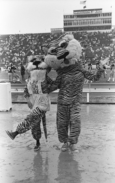 Homecoming Mascot, 1974
