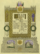 Certificate of Membership in the Union