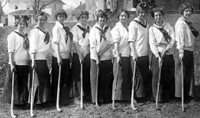1912 Field Hockey Team