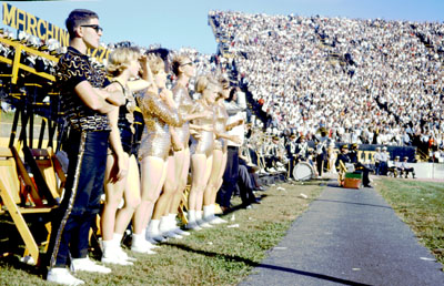 Band Day at MU, 1965