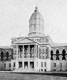 Academic Hall, circa 1900