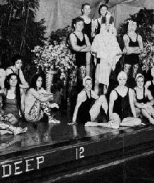 1933 Mermaids and Mens Waterplay